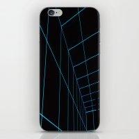Tron Lines iPhone & iPod Skin