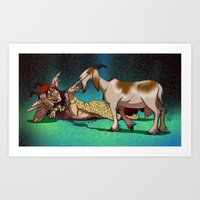 Romeo Art Print