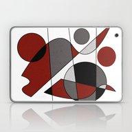 Abstract #124 Laptop & iPad Skin
