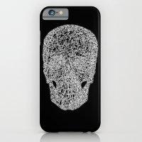 iPhone & iPod Case featuring TranSkull by Interstellar