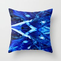 Altered Perceptions 3 Throw Pillow