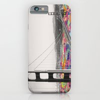 girl iPhone & iPod Cases featuring It's in the Water by Bianca Green