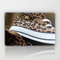 Converse Leopard All Sta… Laptop & iPad Skin
