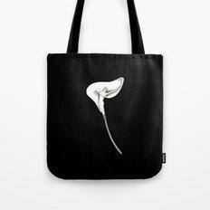 Callalily Tote Bag