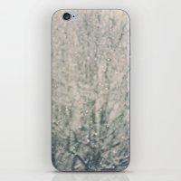 Falling Snow ...  iPhone & iPod Skin