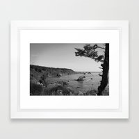 Patricks Point State Park Framed Art Print