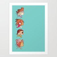 You Are A Pirate Art Print