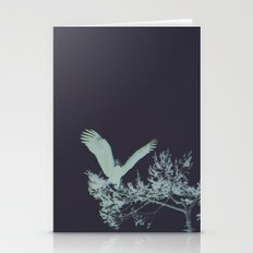 Night Eagle Stationery Cards