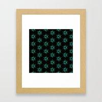 Pttrn20 Framed Art Print