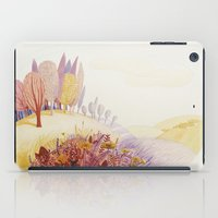 Over The Hills iPad Case