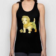 Kurt Russell Terrier - Jack Burton Unisex Tank Top