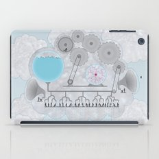Cross-Section of a Cloud iPad Case