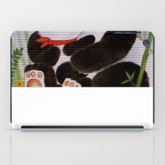 Panda Love iPad Case