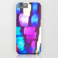 Finger (Glass) Painting iPhone 6 Slim Case