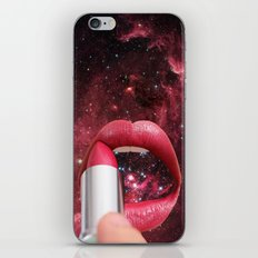 LipDrive iPhone & iPod Skin