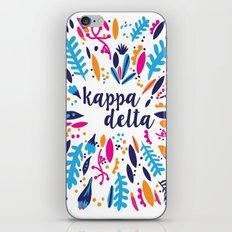Kappa Delta iPhone & iPod Skin