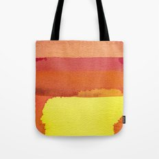 color field one Tote Bag