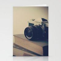 Vintage Nikon Camera And… Stationery Cards