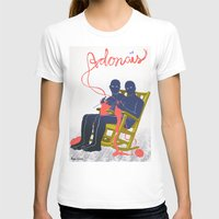 T-shirt featuring Adonais by Mexican Zebra