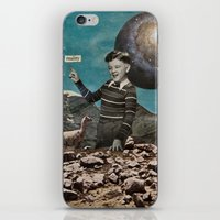 Hallucination Must Be Something More Than Reality iPhone & iPod Skin