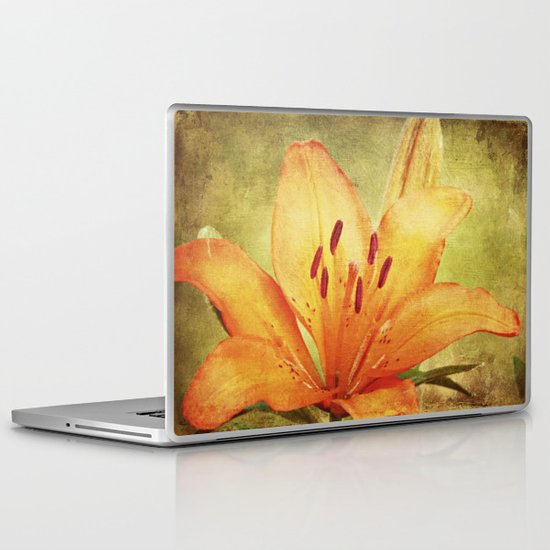 I am Lily Laptop & iPad Skin
