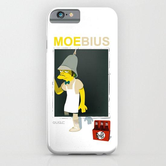 coupling up (accouplés) Moe-bius iPhone & iPod Case