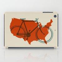 Bike America iPad Case