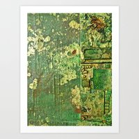 Electronic Integration I Art Print