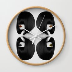 Primal Fashion Wall Clock