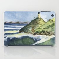 Peaceful Lighthouse V iPad Case