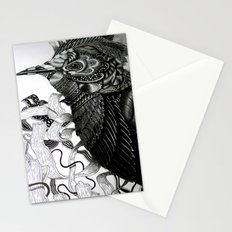 BNM // Black Naped Monarch Stationery Cards