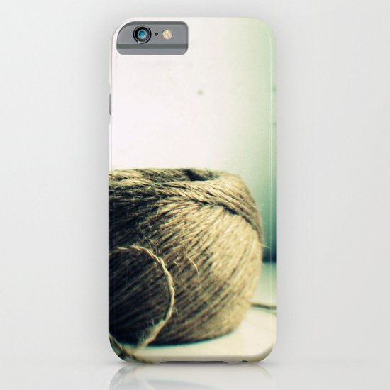 String iPhone & iPod Case