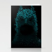 Dark Rising Stationery Cards