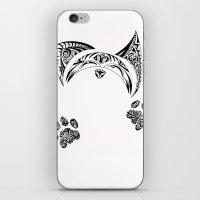 Kitty Kat iPhone & iPod Skin
