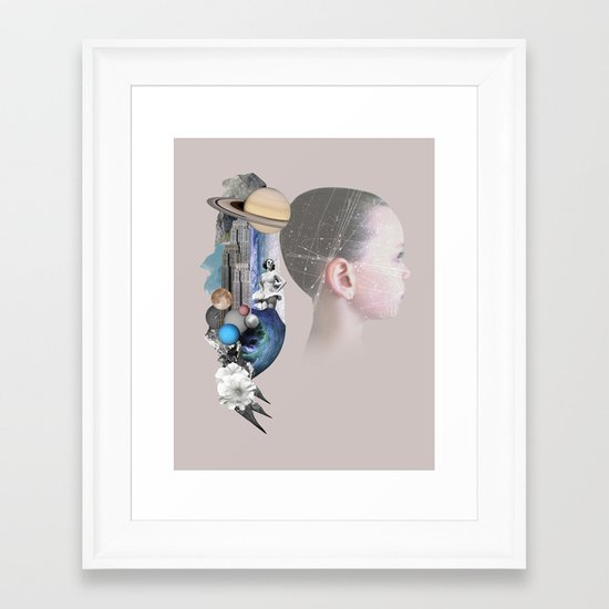 ADAPTATION 2 Framed Art Print