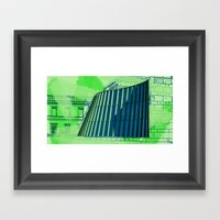 N° 2 Framed Art Print