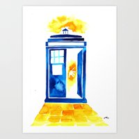 The Doctor of Oz Art Print