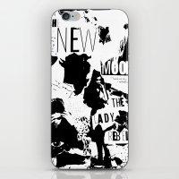 The New Mood  iPhone & iPod Skin