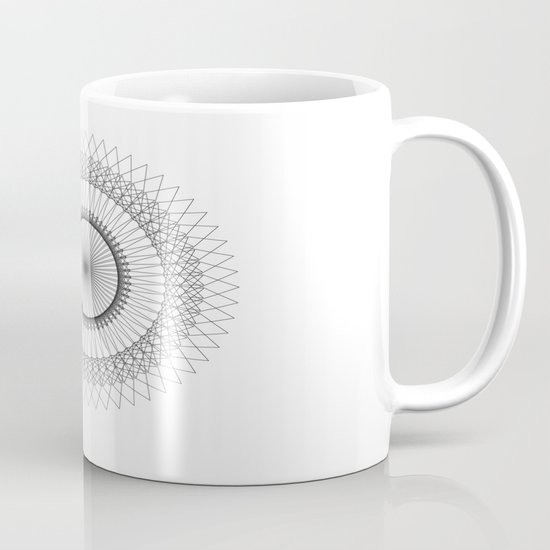 Modern Spiro Art #2 Mug