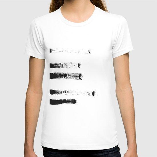 brukst T-shirt