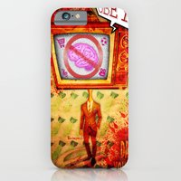 iPhone & iPod Case featuring Dance,you fools! by Emanpris Artcore