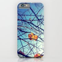 iPhone & iPod Case featuring My Lomography style autumn by Julia Kovtunyak