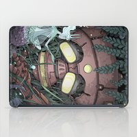 The Robot and the Fairies iPad Case