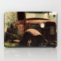 Vintage Ford iPad Case