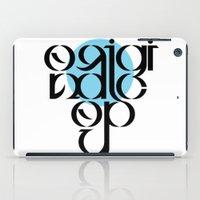 Original Copy iPad Case
