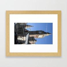 London Blues Framed Art Print