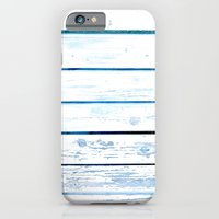 Paint Wood iPhone 6 Slim Case