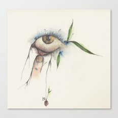 I wanna see You more clearly... Canvas Print