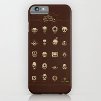 The Exquisite Pop Culture Skulls Museum iPhone 6 Slim Case