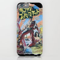 Army of Darkness: Pulped Fiction edition iPhone 6 Slim Case